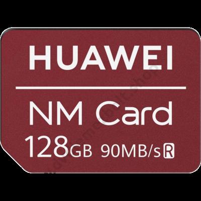 HUAWEI NM CARD 128GB NANO SD MEMÓRIAKÁRTYA 90/60 MB/s