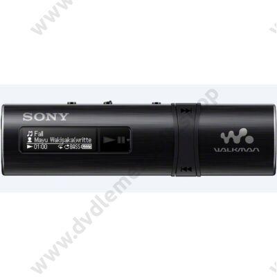 SONY NWZ-B183 WALKMAN MP3 LEJÁTSZÓ 4GB FEKETE