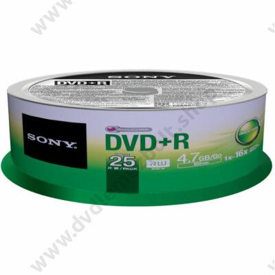 SONY DVD+R 16X CAKE (25)