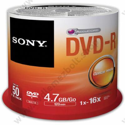SONY DVD-R 16X CAKE (50)