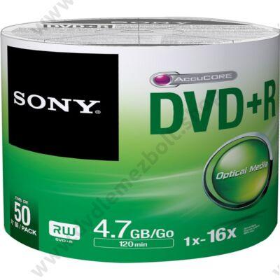 SONY DVD+R 16X SHRINK (50)