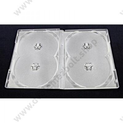 ESPERANZA DVD TOK 14mm CLEAR 4 DB-OS