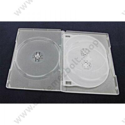 DVD TOK 14mm CLEAR 4 DB-OS LAPOZÓS