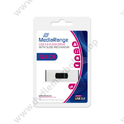 MEDIARANGE USB 3.0 PENDRIVE 128GB MR918