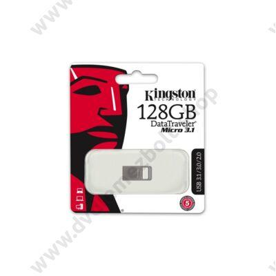 KINGSTON USB 3.0 DATATRAVELER MICRO 3.1 128GB