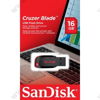 SANDISK USB 2.0 CRUZER BLADE PENDRIVE 16GB