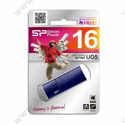 SILICON POWER ULTIMA U05 USB 2.0 PENDRIVE 16GB