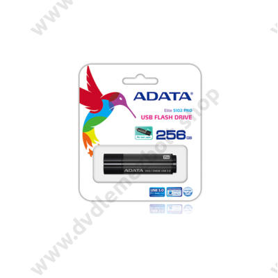 ADATA USB 3.0 DASHDRIVE ELITE S102 PRO ADVANCED 256GB TITANIUM