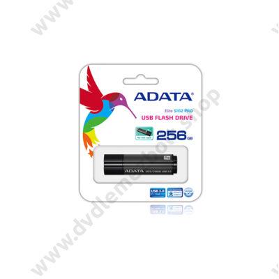 ADATA USB 3.0 DASHDRIVE ELITE S102 PRO ADVANCED 256GB TITANIUM