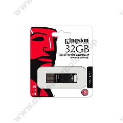KINGSTON USB 3.1 DATATRAVELER ELITE G2 32GB