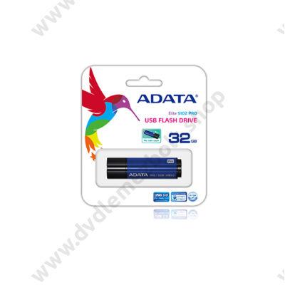 ADATA USB 3.0 DASHDRIVE ELITE S102 PRO ADVANCED 32GB KÉK