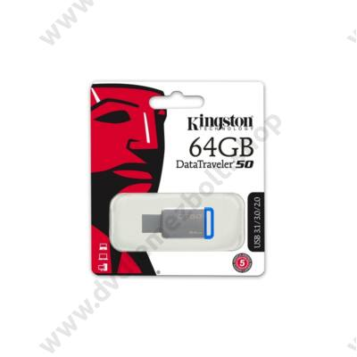 KINGSTON USB 3.0 DATATRAVELER 50 64GB