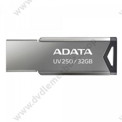 ADATA UV250 USB 2.0 PENDRIVE 32GB EZÜST