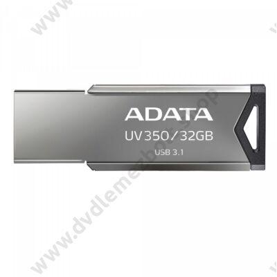 ADATA UV350 USB 3.1 PENDRIVE 32GB EZÜST