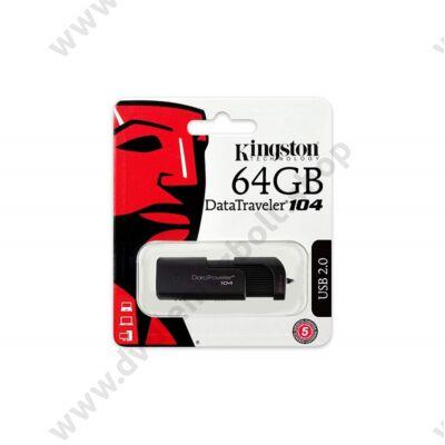 KINGSTON USB 2.0 DATATRAVELER 104 64GB