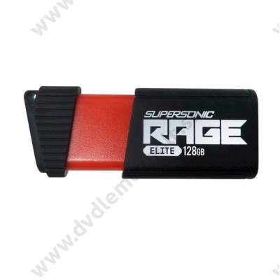 PATRIOT SUPERSONIC RAGE ELITE USB 3.2 GEN 1 PENDRIVE 128GB (400/100 MB/s)