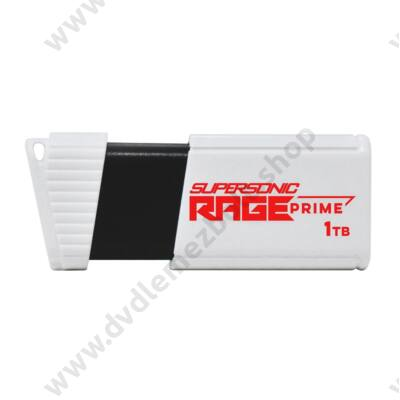PATRIOT SUPERSONIC RAGE PRIME USB 3.2 GEN 2 PENDRIVE 1TB (600 MB/s ADATÁTVITELI SEBESSÉG)