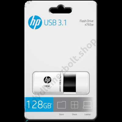 HP X765W USB 3.1 PENDRIVE 128GB FEHÉR/FEKETE