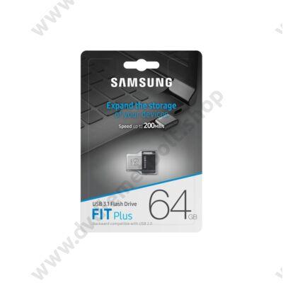 SAMSUNG FIT PLUS USB 3.1 PENDRIVE 64GB
