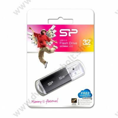 SILICON POWER ULTIMA U02 USB 2.0 PENDRIVE 32GB