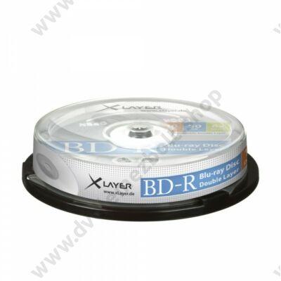 XLAYER BD-R 50GB 6X CAKE (10)