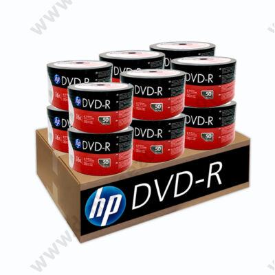 HP DVD-R 16X 12 X SHRINK (50) XXL DVD CSOMAG