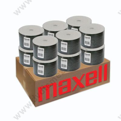 MAXELL CD-R 52X FULL NYOMTATHATÓ 12 X SHRINK (50) XXL CD CSOMAG