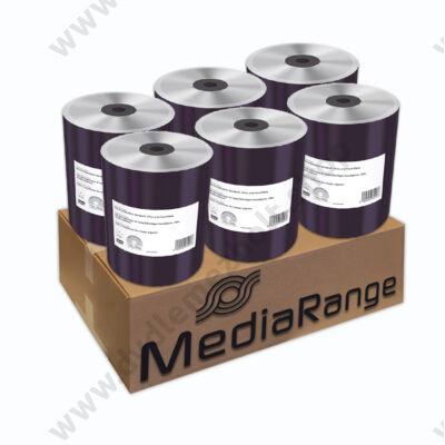 MEDIARANGE DVD-R 16X SZITÁZHATÓ 6 X SHRINK (100) MR422 XXLDVD CSOMAG