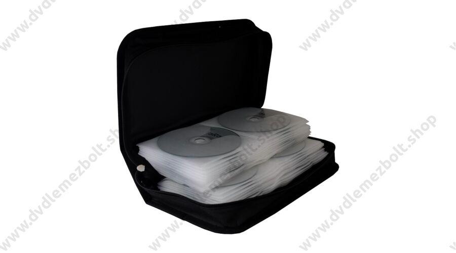 88d58e99fb22 MEDIARANGE CD/DVD TÁSKA 96 DB-OS - DVDLEMEZBOLT.SHOP Írható CD-DVD ...